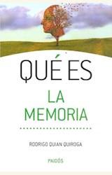 Papel QUE ES LA MEMORIA