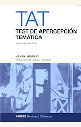 Papel TEST DE APERCEPCION TEMATICA - TAT