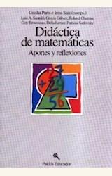 Papel DIDACTICA DE MATEMATICAS