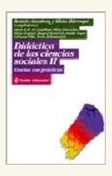 Papel DIDACTICA DE LAS CIENCIAS SOCIALES II