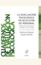 Papel EVALUACION PSICOLOGICA EN SELECCION DE PERSONAL