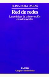 Papel RED DE REDES (LAS PRACTICAS DE LA INTERVENCION EN REDES SOCI