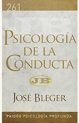 Papel PSICOLOGÍA DE LA CONDUCTA