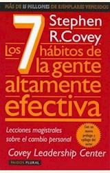 Papel 7 HABITOS DE LA GENTE ALTAMENTE EFECTIVA 11/06