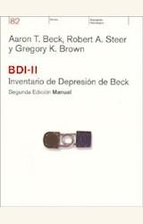 Papel INVENTARIO DE DEPRESION DE BECK BDI-II