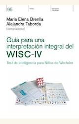 Papel GUIA PARA UNA INTERPRETACION INTEGRAL DEL WISC-IV