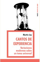 Papel CANTOS DE EXPERIENCIA