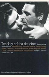 Papel TEORIA Y CRITICA DEL CINE 10/06