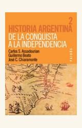 Papel HISTORIA ARGENTINA 2 (DE LA CONQUISTA A LA INDEPENDENCIA)
