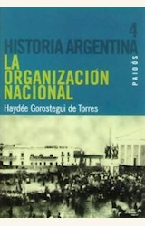 Papel HISTORIA ARGENTINA 4 (PAIDOS)
