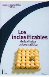 Papel INCLASIFICABLES DE LA CLINICA PSICOANALITICA, LOS