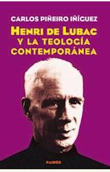 Papel HENRI DE LUBAC Y LA TEOLOGIA CONTEMPORANEA