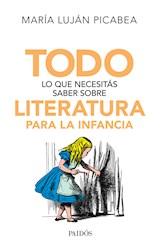 E-book Todo lo que necesitás saber sobre literatura para la infancia