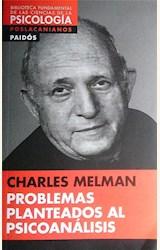 Papel PROBLEMAS PLANTEADOS AL PSICOANALISIS