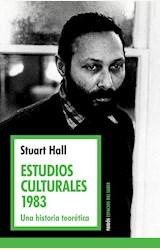 Papel ESTUDIOS CULTURALES 1983