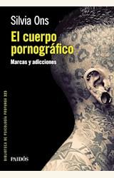 Papel EL CUERPO PORNOGRÁFICO