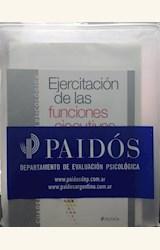 Papel EJERCITACIÓN DE LAS FUNCIONES EJECUTIVAS KIT