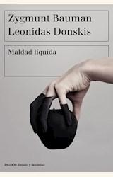 Papel MALDAD LÍQUIDA