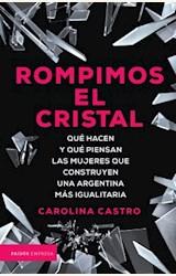 Papel ROMPIMOS EL CRISTAL