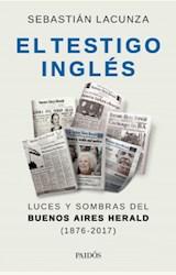 Papel EL TESTIGO INGLÉS