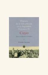 Papel HISTORIA DE LA VIDA PRIVADA EN CUYO (VOL.IV)
