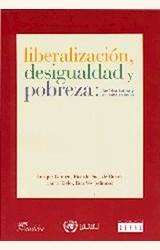 Papel LIBERALIZACION DESIGUALDAD Y POBREZA  AMERICA LATINA CARIBE