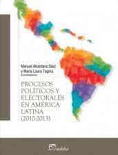 Papel PROCESOS POLITICOS Y ELECTORALES EN AMERICA LATINA (2010-2013)