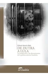 E-book De Dutra a Lula