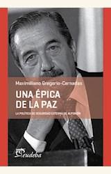 Papel UNA EPICA DE LA PAZ