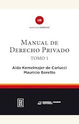 Papel MANUAL DE DERECHO PRIVADO TOMO I