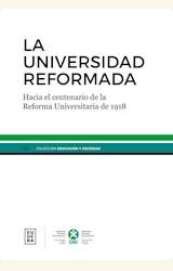 Papel LA UNIVERSIDAD REFORMADA