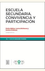Papel ESCUELA SECUNDARIA, CONVIVENCIA Y PARTICIPACIÓN