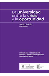 E-book La universidad entre la crisis y la oportunidad