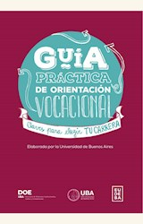Papel GUÍA PRACTICA DE ORIENTACIÓN VOCACIONAL