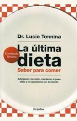 Papel LA ULTIMA DIETA. SABER PARA COMER