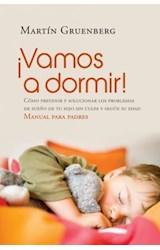 E-book ¡Vamos a dormir!