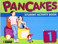 Papel PANCAKES 1 - STUDENT ACTIVITY BOOK
