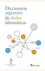 Papel DICCIONARIO ARGENTINO DE DUDAS IDIOMATICAS