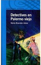 Papel DETECTIVES EN PALERMO VIEJO