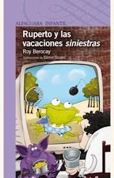 Papel RUPERTO Y LAS VACACIONES SINIESTRAS