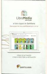 Papel LIBROMEDIA SANTILLANA 2015