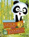 Libro Hola Soy Bambu ! 3  Areas Integradas