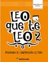 Libro Leo Que Te Leo 2