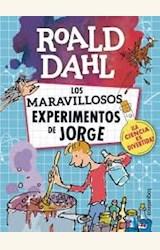Papel LOS MARAVILLOSOS EXPERIMENTOS DE JORGE