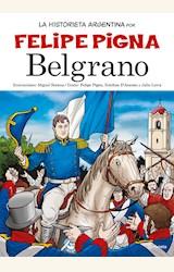 Papel HISTORIETA ARGENTINA-BELGRANO