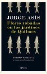 Papel FLORES ROBADAS EN LOS JARDINES DE QUILMES