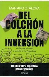 Papel DEL COLCHON A LA INVERSION