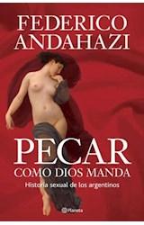E-book Pecar como Dios manda