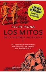 E-book Los mitos de la historia argentina 1