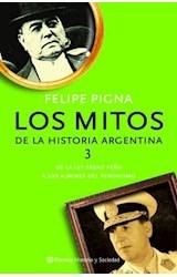 E-book Los mitos de la historia argentina 3